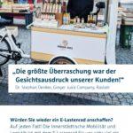 Elektrisch mobil — die Ginger Juice Company wird Kooperationspartner des Ministeriums für Verkehr Baden-Württemberg