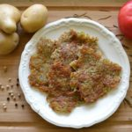 Ingwer-Kartoffelpuffer