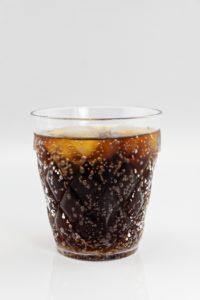Erfrischungsgetränk mit Cola