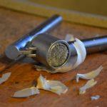 Ingwer mit Knoblauch
