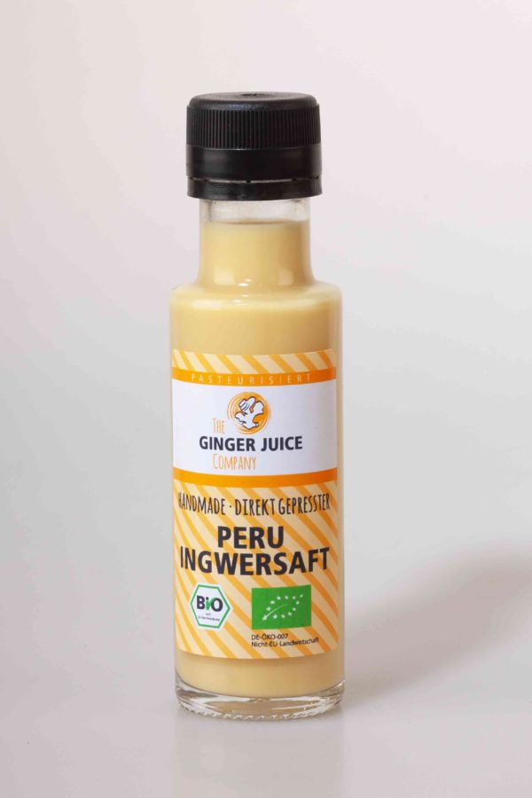 Peru_Bio_Ingwersaft_100ml_Ginger_Juice_Company